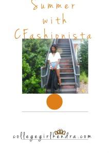 Summer W CFashionista
