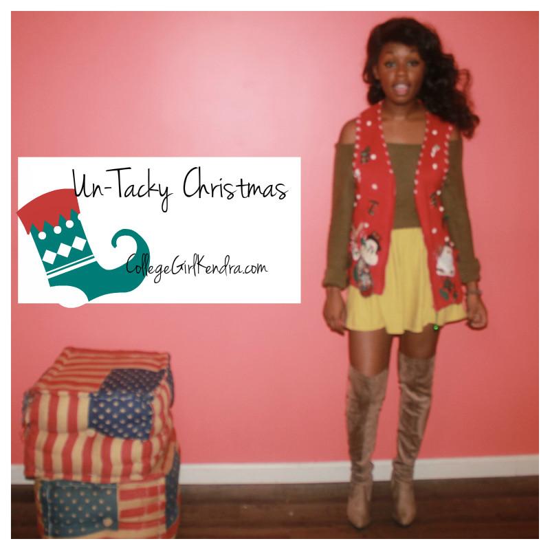 Un-Tacky Christmas