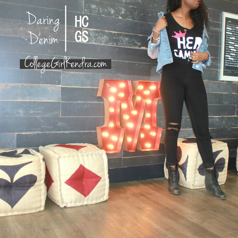 Daring Denim – HCGS