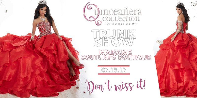 Quinceañera Expo & Fashion Show