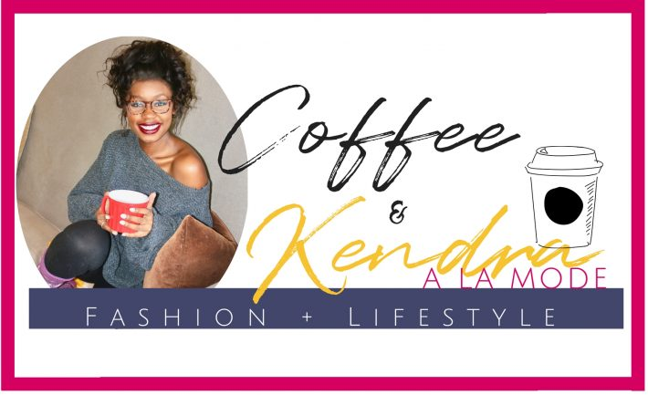 Coffee & Kendra, A La Mode